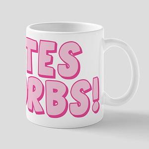 Totes Adorbs (pink) Mug