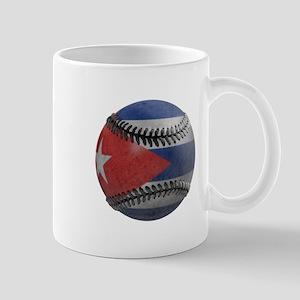 Cuban Baseball Mug
