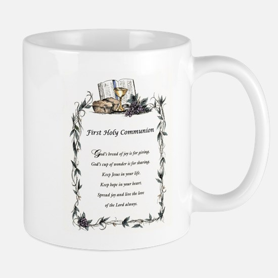 First Holy Communion Mug