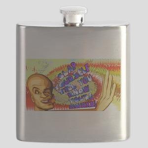 Slap Yourself Awake! Flask