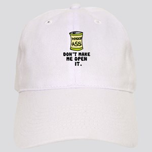 'Can of Whoop-A**' Cap