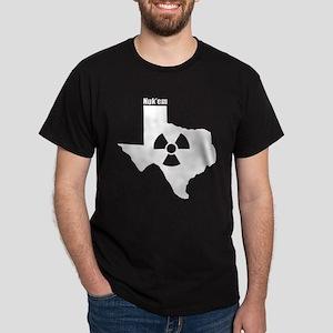 Nuk' Em Black T-Shirt
