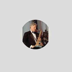 Bill Clinton Mini Button