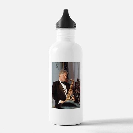 Bill Clinton Water Bottle