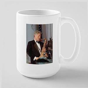 Bill Clinton Large Mug