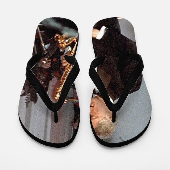 Bill Clinton Flip Flops