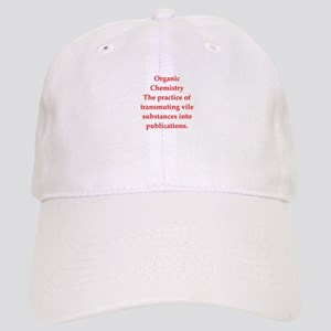 chemistry joke Cap