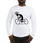 Kokopelli Road Cyclist Long Sleeve T-Shirt