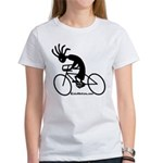 Kokopelli Road Cyclist Women's T-Shirt