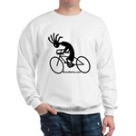 Kokopelli Road Cyclist Sweatshirt