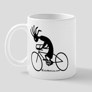 Kokopelli Road Cyclist Mug