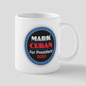 Mark Cuban for President 2020 Mugs