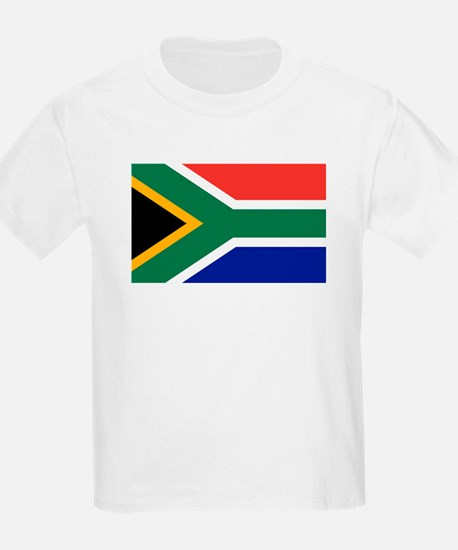 Flag South Africa T-Shirt