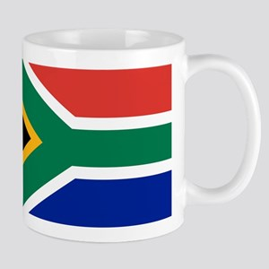 Flag South Africa Mug