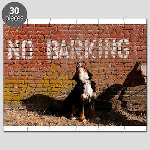 No Barking Puzzle