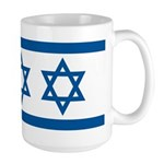 Israel Flag Large Mug