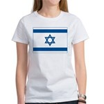 Israel Flag Women's T-Shirt
