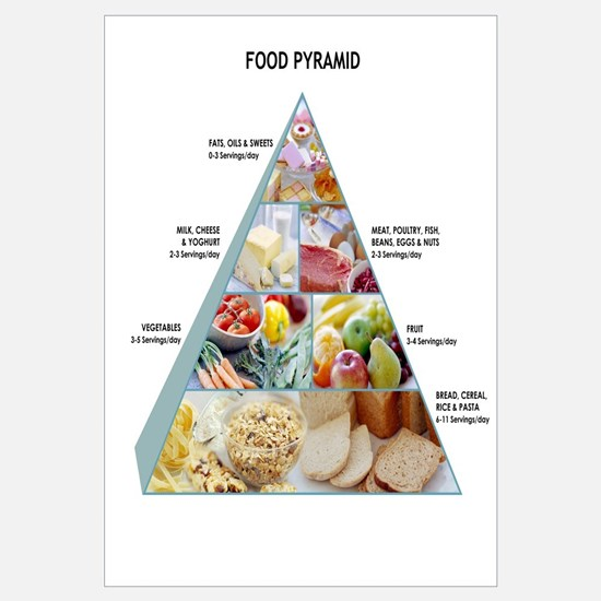 food pyramid project5 The food pyramid was designed to offer an easy-to-understand look at healthy eating, but for the average person it's too simplistic, vague, and sometimes way off.