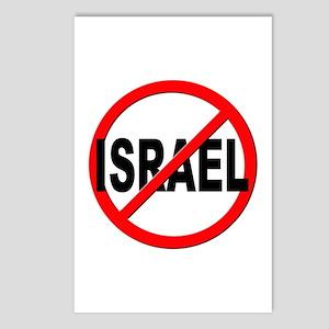 Anti / No Israel Postcards (Package of 8)