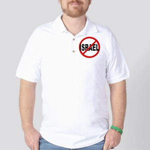 Anti / No Israel Golf Shirt