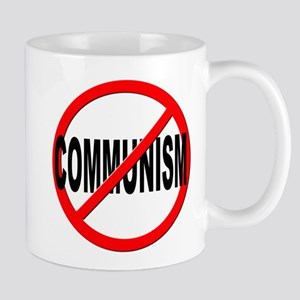 Anti / No Communism Mug