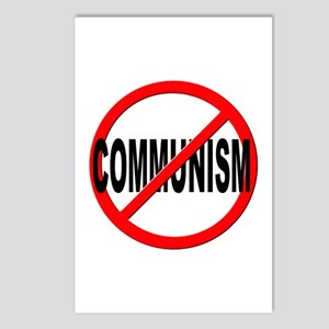 Anti / No Communism Postcards (Package of 8)
