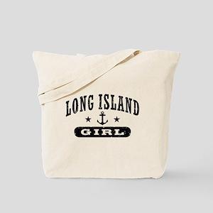 Long Island Girl Tote Bag
