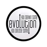 Evolution: You Darwin Some 3.5