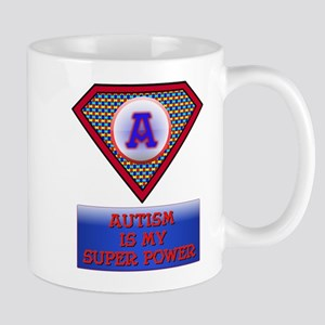 Autism Is My Superpower Mug
