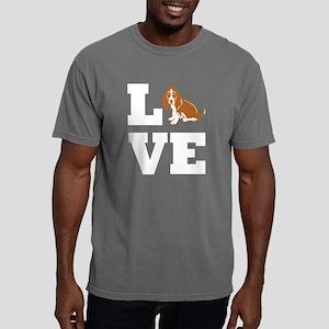 I Love My Beagle Dog Lov Mens Comfort Colors Shirt