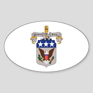 Carlisle Barracks Sticker (Oval)