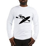Kokopelli Kayaker Long Sleeve T-Shirt