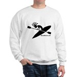 Kokopelli Kayaker Sweatshirt