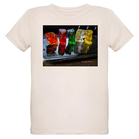 Gummy Bear Friends Organic Kids T-Shirt