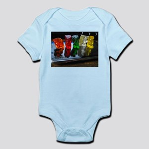 Gummy Bear Friends Infant Bodysuit