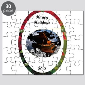 Grand Piano happiness Puzzle