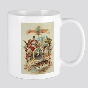 1888 National Democratic Convention Mug