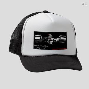 Fear or Courage? Kids Trucker hat