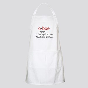 Oboe Definition Apron