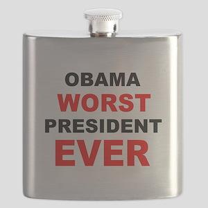 anti obama worst presdarkbumplL Flask