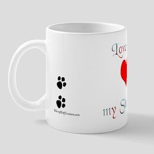 Shih Tzu Love Mug