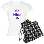 Be Nice Women's Light Pajamas