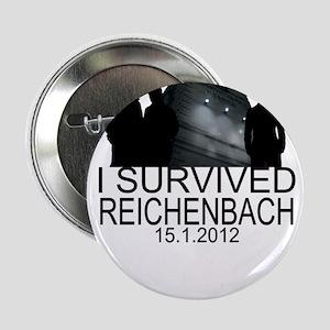 """Reichenbach survivor 2.25"""" Button"""