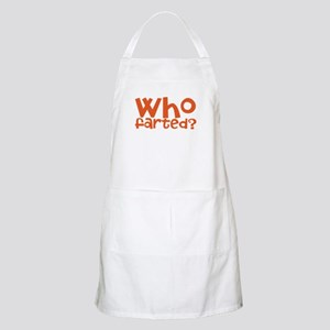 who farted Apron