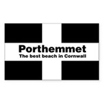 Porthemmet Sticker (Rectangle 10 pk)