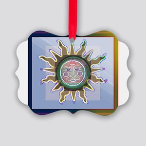 BATiqueSUN Picture Ornament