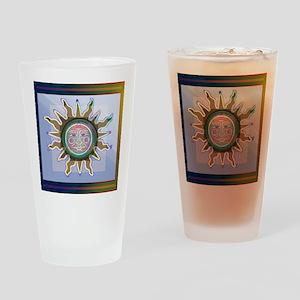 BATiqueSUN Drinking Glass