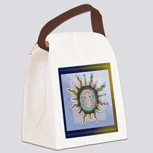 BATiqueSUN Canvas Lunch Bag