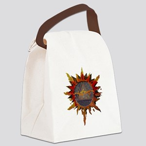 Sacred Symbol Recovery Canvas Lunch Bag