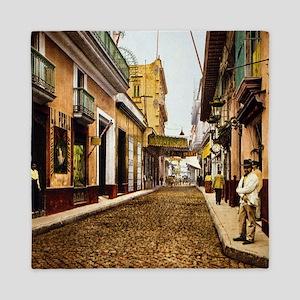 Calle de Habana Queen Duvet